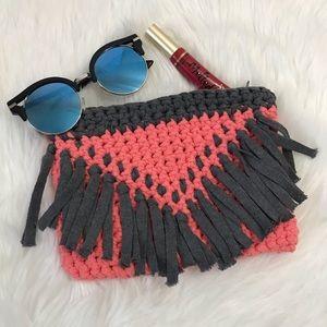 Mini clutch crochet 🧶👛
